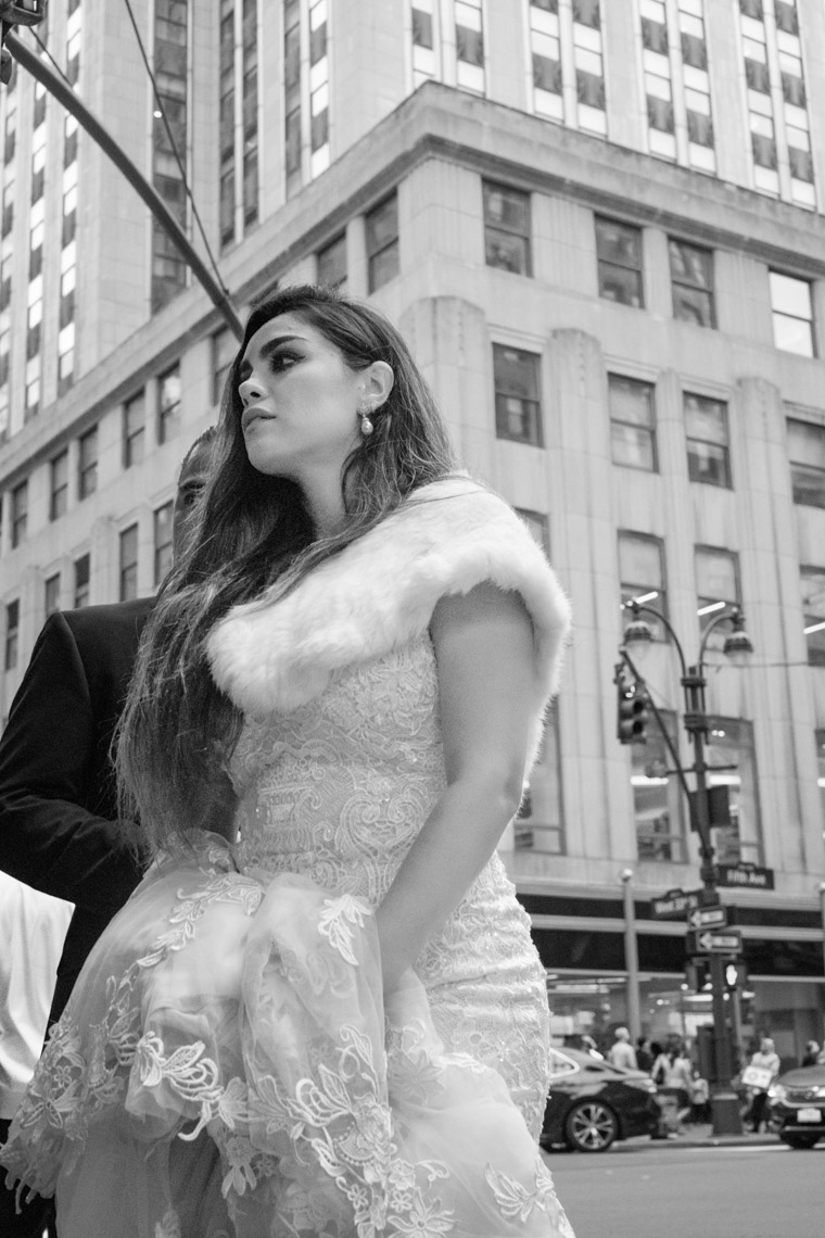 Fifth Avenue Bride